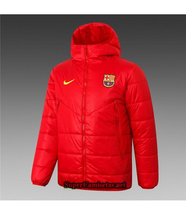 Tailandia Camiseta Barcelona Chaqueta Doudoune Rojo 2020/21