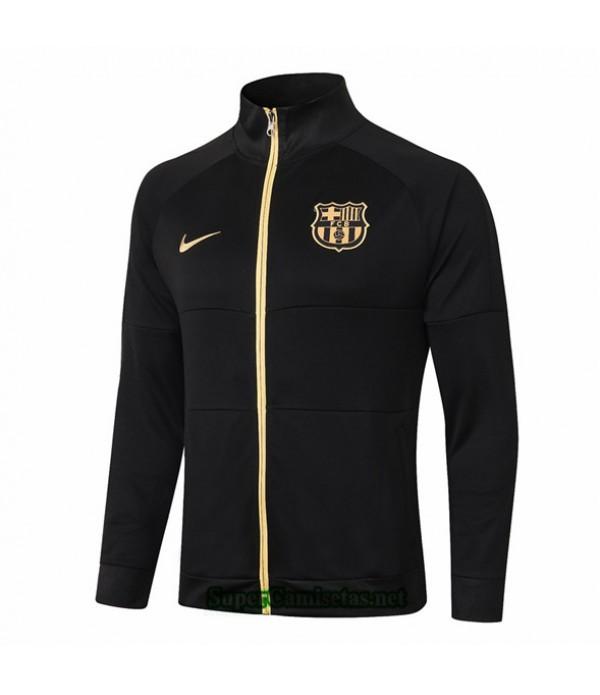Tailandia Camiseta Barcelona Chaqueta Negro 2020/21