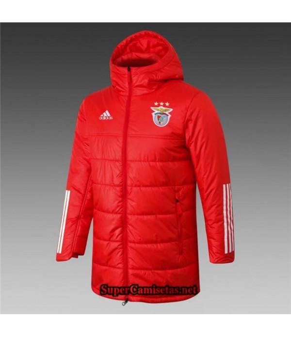 Tailandia Camiseta Benfica Chaqueta Doudoune Rojo 2020/21