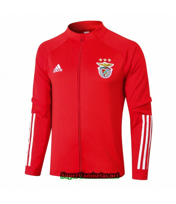 Tailandia Camiseta Benfica Chaqueta Rojo 2020/21