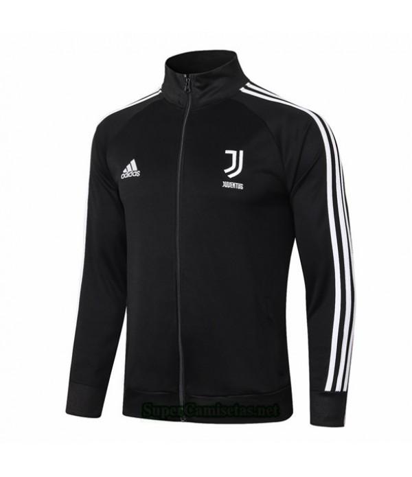 Tailandia Camiseta Juventus Chaqueta Negro/blanco 2020/21