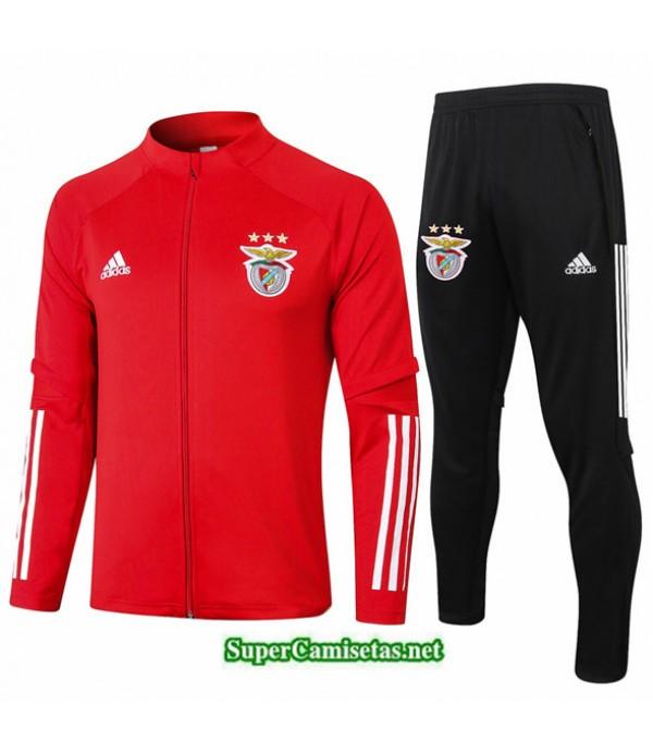 Tailandia Chaqueta Chandal Benfica Rojo 2020/21