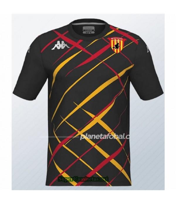 Tailandia Equipacion Camiseta Benevento Calcio Edición Especial Negro 2020/21