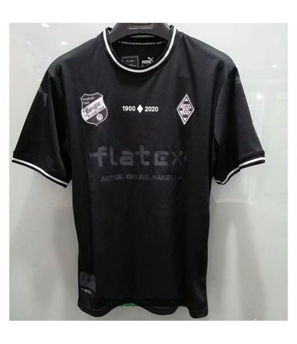 Tailandia Equipacion Camiseta Borussia Mönchengladbach 120 Aniversario 2020/21