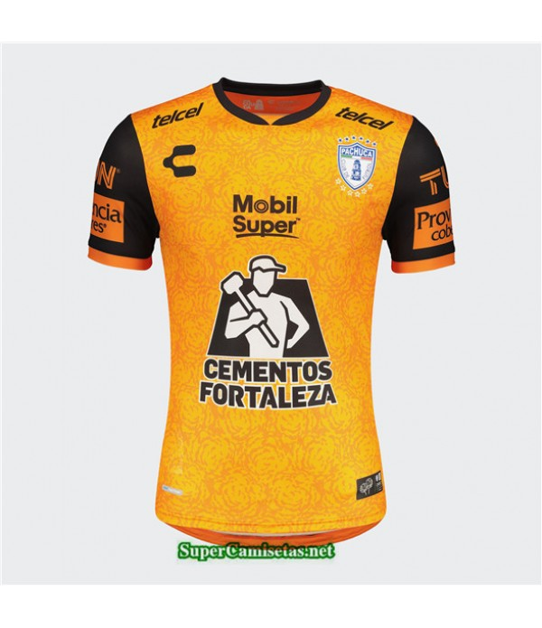 Tailandia Equipacion Camiseta Charly Pachuca Día De Los Muertos 2020/21