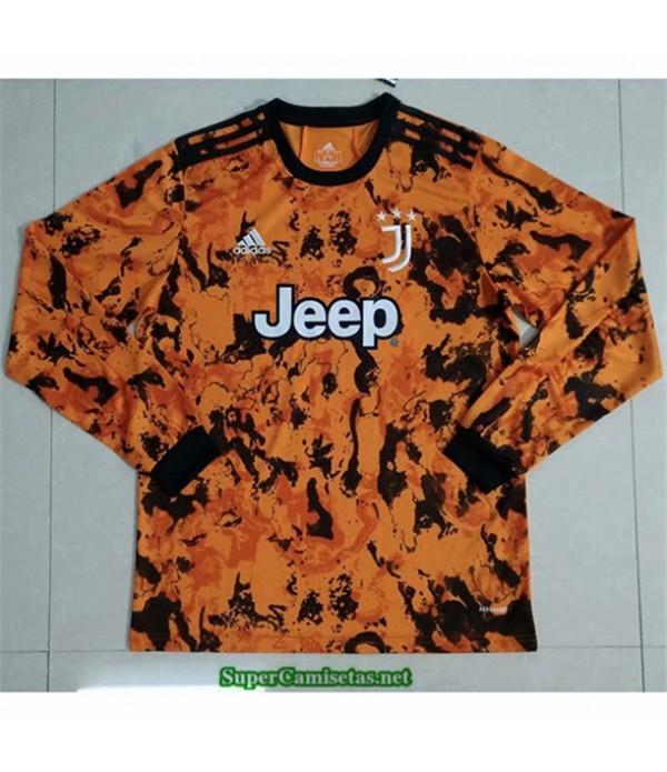 Tailandia Equipacion Camiseta Juventus Amarillo Ma...