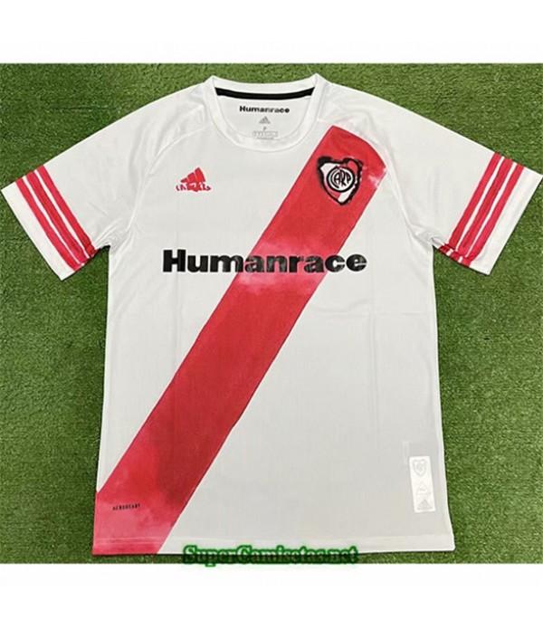 Tailandia Equipacion Camiseta River Plate Amarfal 2020/21
