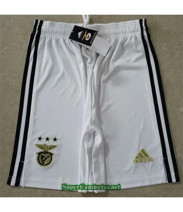 Tailandia Pantalones Primera Equipacion Camiseta Benfica 2020/21