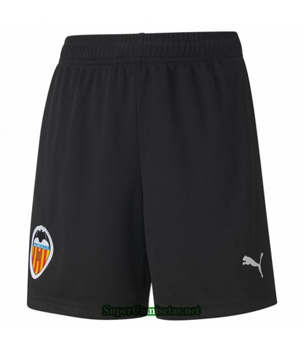 Tailandia Pantalones Primera Equipacion Camiseta Valencia 2020/21