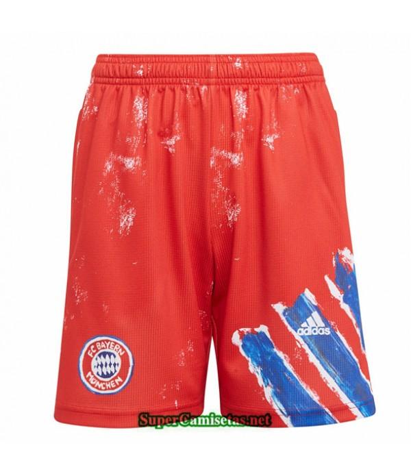 Tailandia Pantalones Segunda Equipacion Camiseta B...