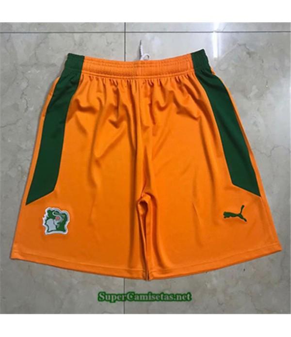 Tailandia Pantalones Segunda Equipacion Camiseta Costa De Marfil 2020/21