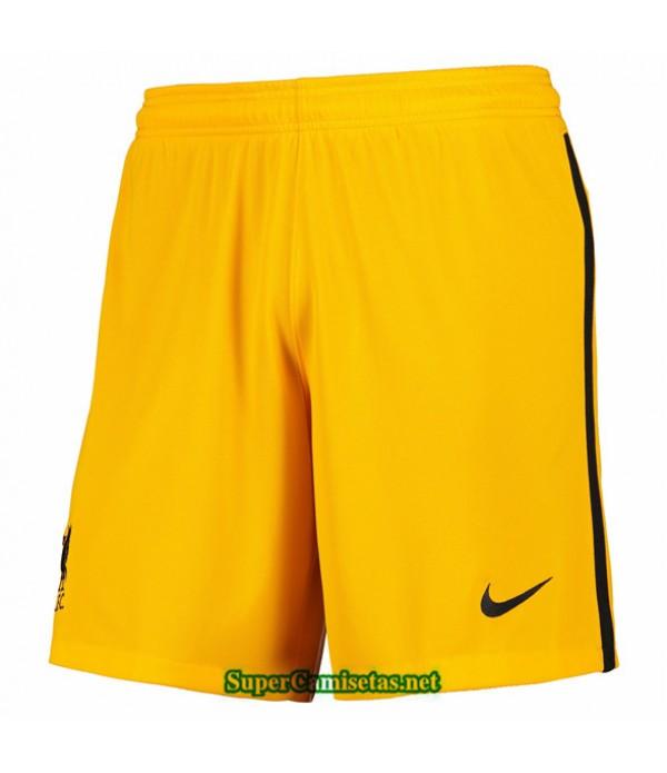 Tailandia Pantalones Segunda Equipacion Camiseta L...