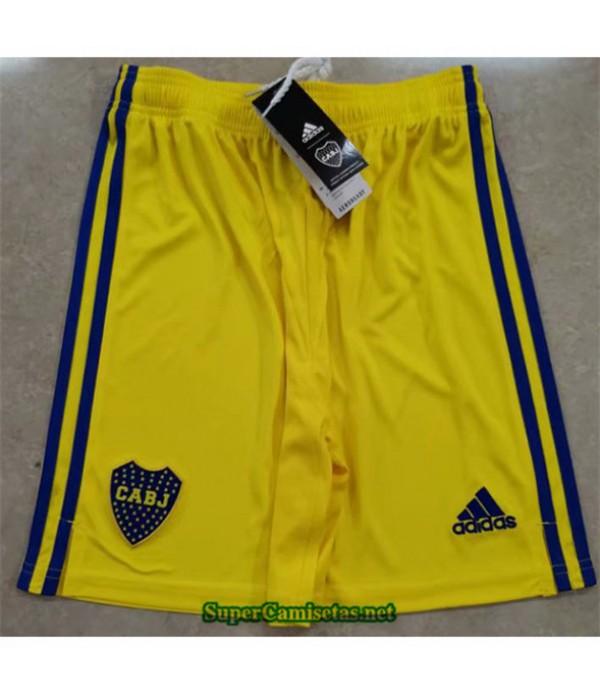 Tailandia Pantalones Tercera Equipacion Camiseta Boca Junior 2020/21