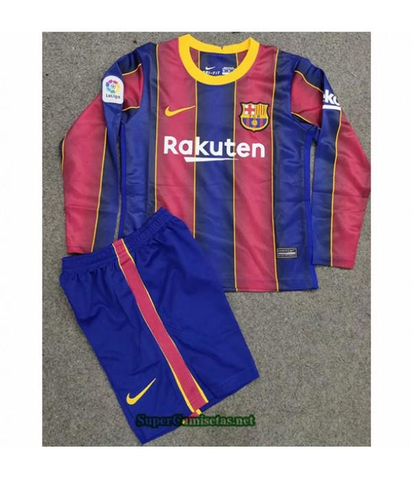 Tailandia Primera Equipacion Camiseta Barcelona Ni...