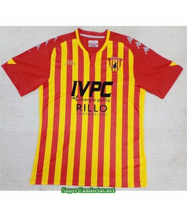 Tailandia Primera Equipacion Camiseta Benevento 2020/21