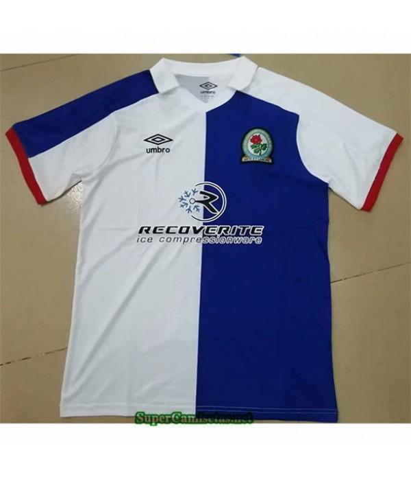 Tailandia Primera Equipacion Camiseta Blackburn 2020/21