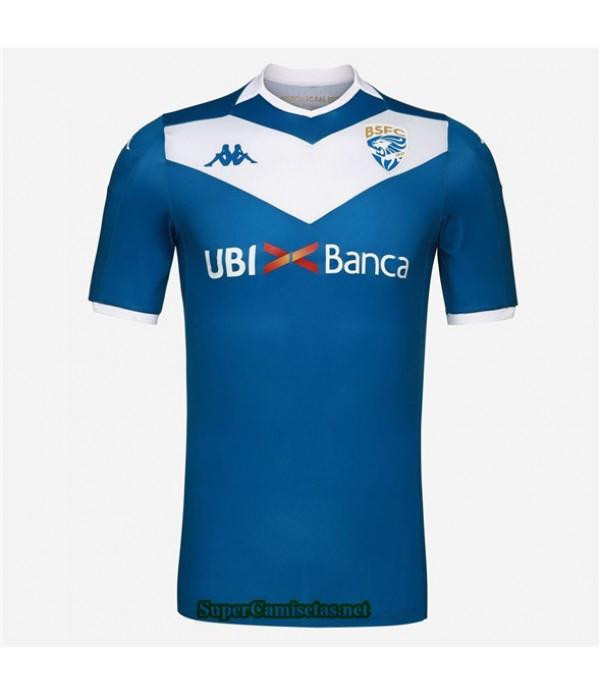 Tailandia Primera Equipacion Camiseta Brescia Calcio 2020/21
