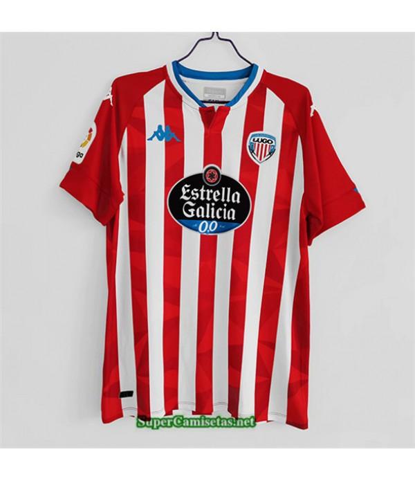 Tailandia Primera Equipacion Camiseta C.d. Lugo 2020/21