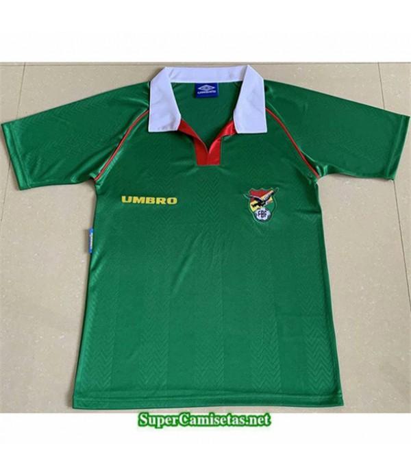 Tailandia Primera Equipacion Camiseta Clasicas Bolivia Hombre 1994