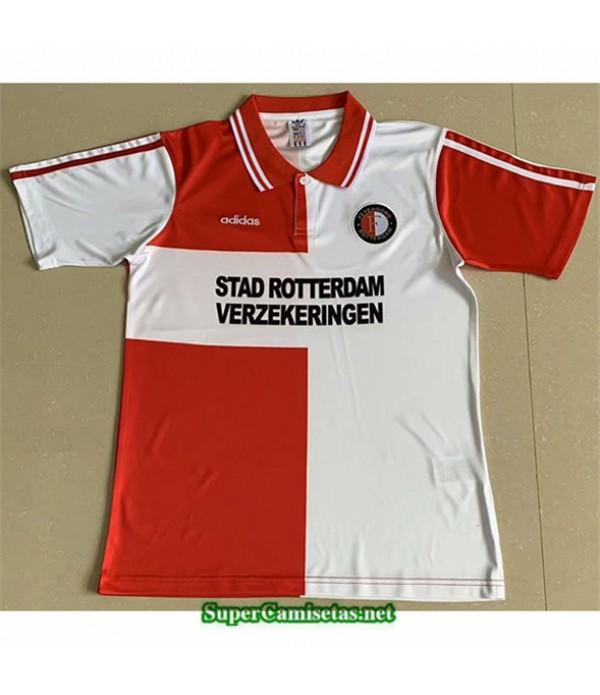 Tailandia Primera Equipacion Camiseta Clasicas Feyenoord Hombre 1995