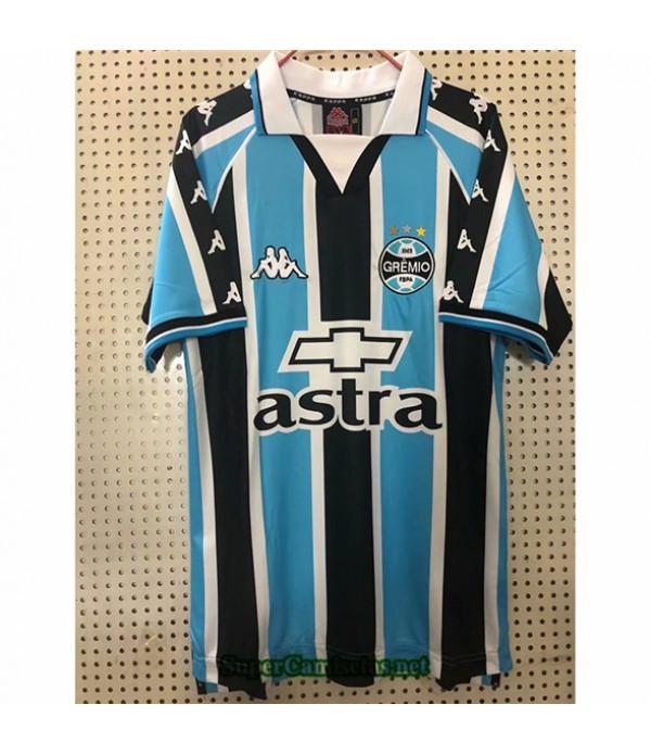 Tailandia Primera Equipacion Camiseta Clasicas Gremio Hombre 2000