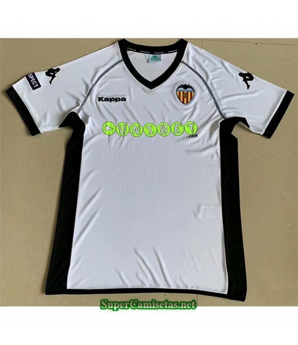 Tailandia Primera Equipacion Camiseta Clasicas Valencia Hombre 2011