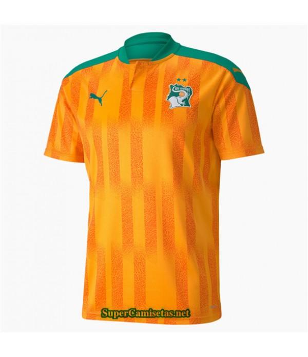 Tailandia Primera Equipacion Camiseta Costa De Marfil 2020/21