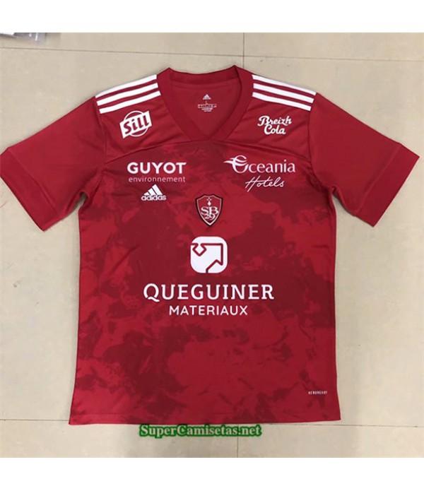Tailandia Primera Equipacion Camiseta Fc Brest 2020/21