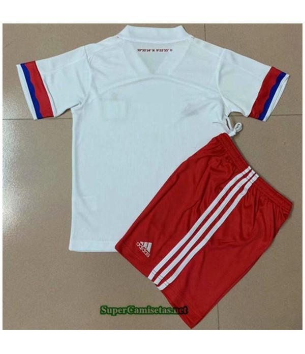 Tailandia Primera Equipacion Camiseta Hamburgo Niño 2020/21
