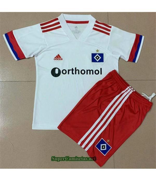 Tailandia Primera Equipacion Camiseta Hamburgo Ni�...