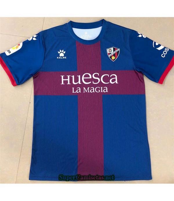Tailandia Primera Equipacion Camiseta Huesca 2020/21