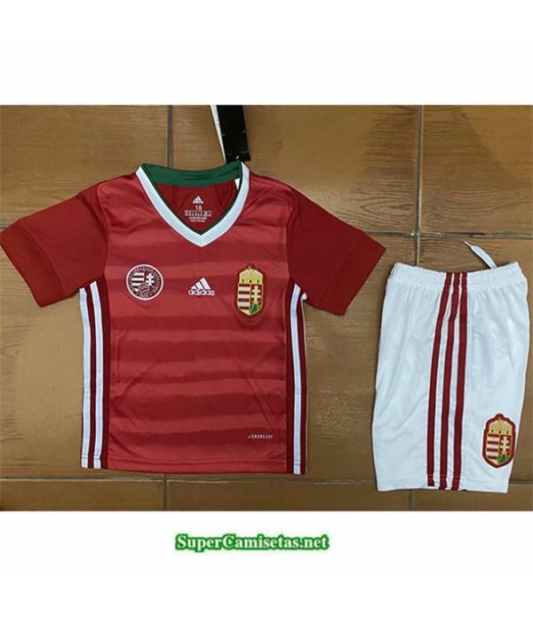 Tailandia Primera Equipacion Camiseta Hungría Niño 2020/21