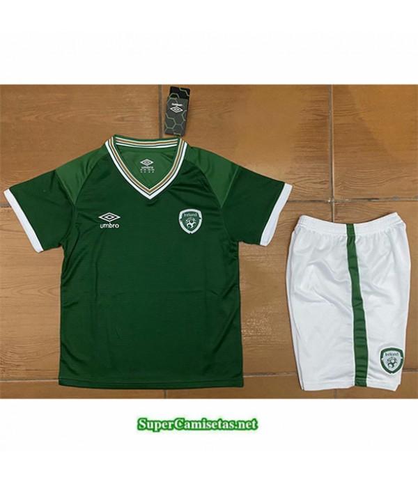 Tailandia Primera Equipacion Camiseta Irlanda Niño 2020/21