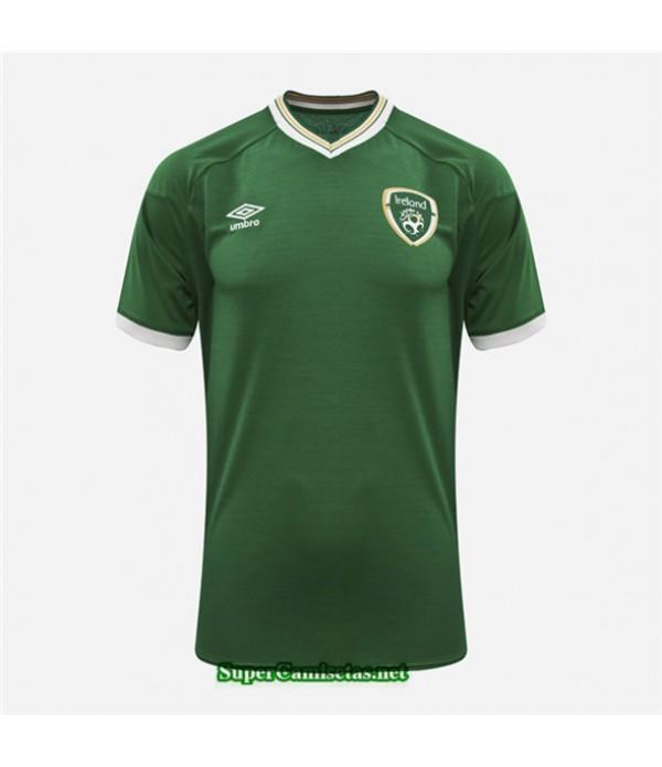 Tailandia Primera Equipacion Camiseta Irlanda Verde 2020/21