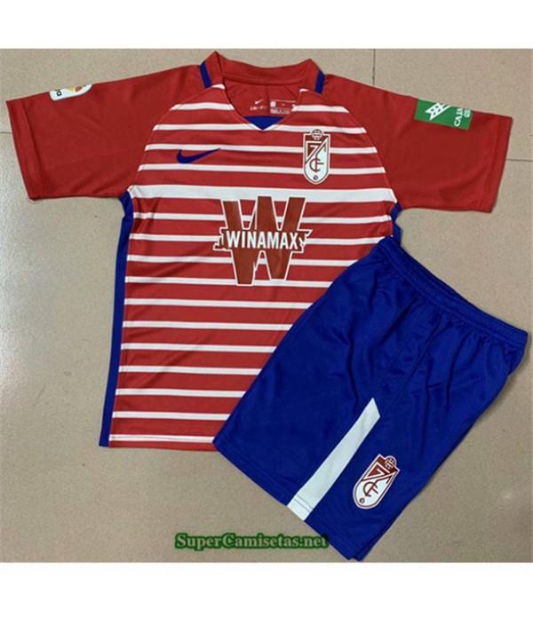 Tailandia Primera Equipacion Camiseta Lord Granada Niño 2020/21