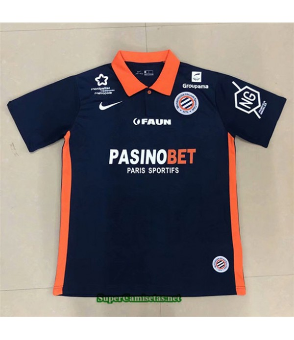 Tailandia Primera Equipacion Camiseta Montpelier 2020/21