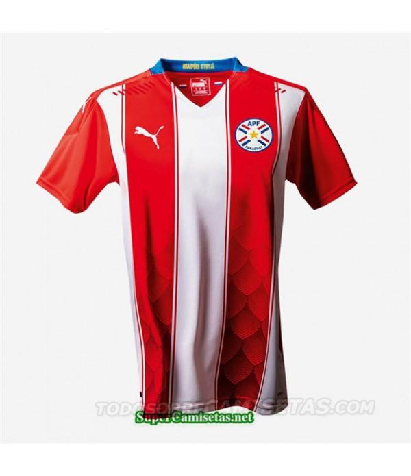 Tailandia Primera Equipacion Camiseta Paraguay 2020/21