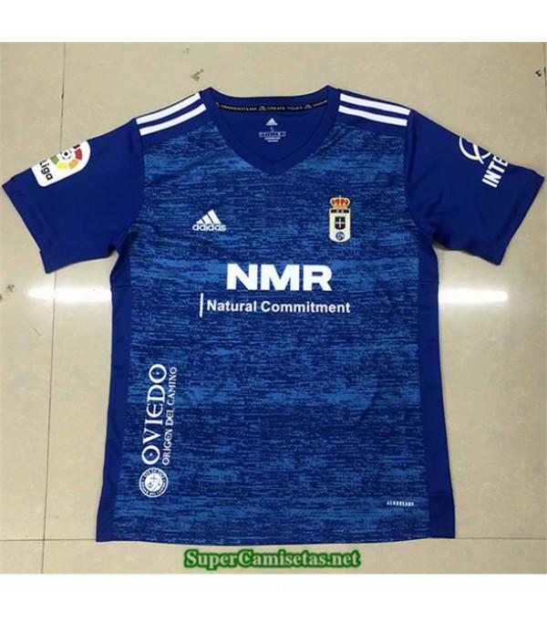 Tailandia Primera Equipacion Camiseta Real Oviedo 2020/21