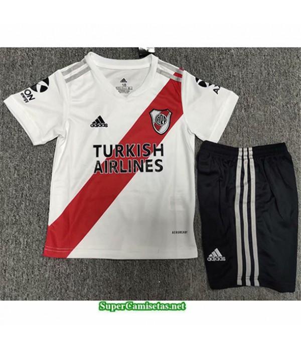 Tailandia Primera Equipacion Camiseta River Plate Niño 2020/21