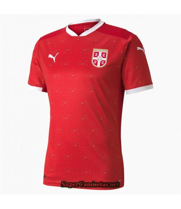 Tailandia Primera Equipacion Camiseta Serbia 2020/21