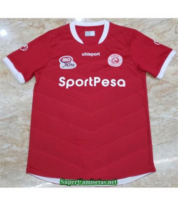 Tailandia Primera Equipacion Camiseta Simba Sc Tanzania 2020/21