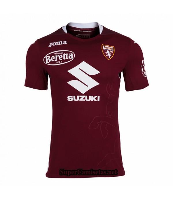 Tailandia Primera Equipacion Camiseta Torino 2020/21