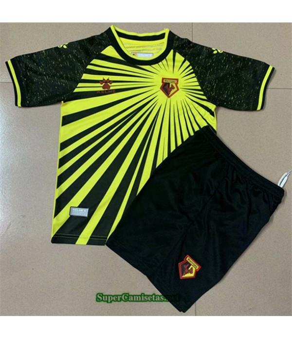 Tailandia Primera Equipacion Camiseta Wolverhampton Niño 2020/21