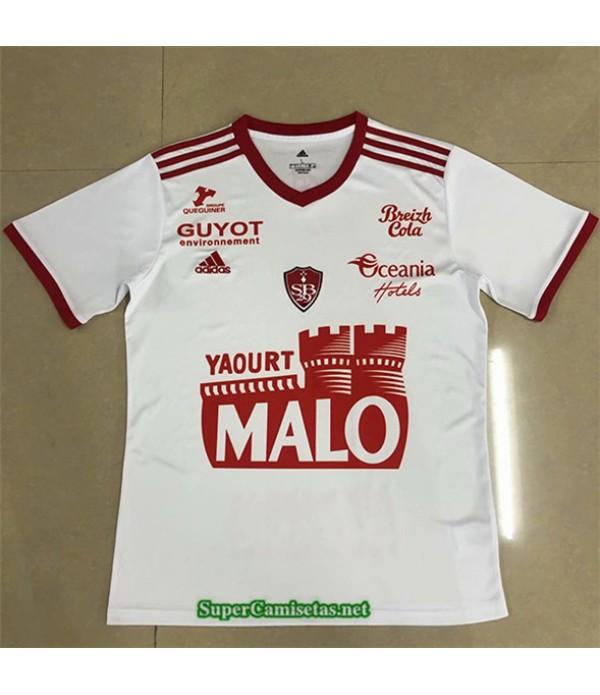 Tailandia Segunda Equipacion Camiseta Brecht 2020/21