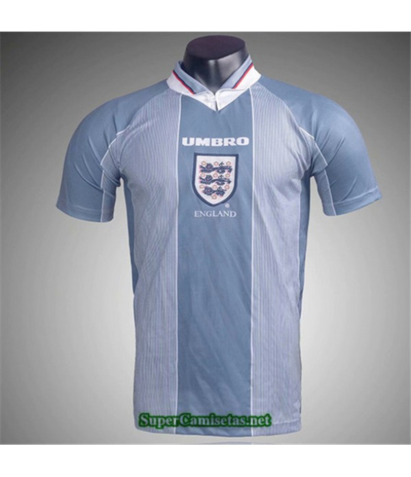 Tailandia Segunda Equipacion Camiseta Clasicas Inglaterra Hombre 1996