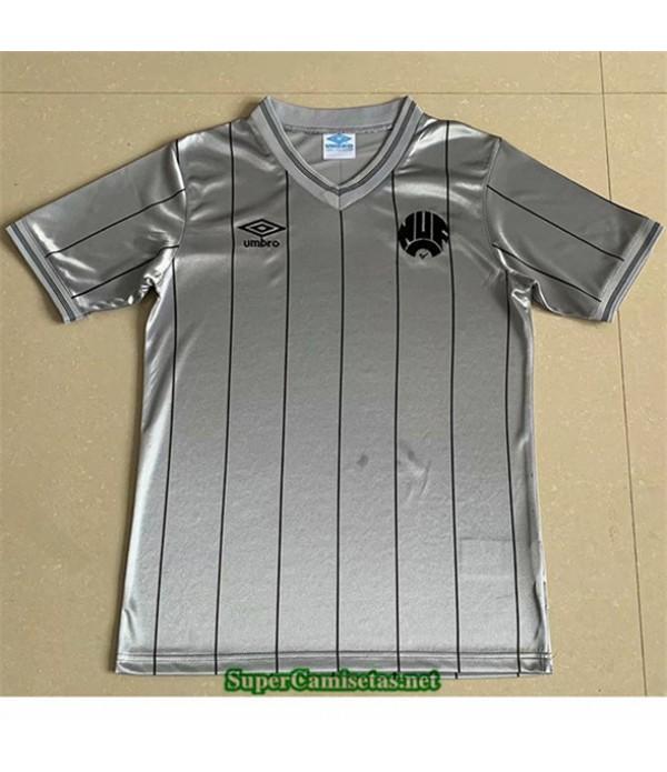Tailandia Segunda Equipacion Camiseta Clasicas Newcastle United Hombre 1984