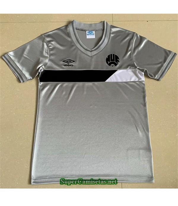Tailandia Segunda Equipacion Camiseta Clasicas Newcastle United Hombre 1986