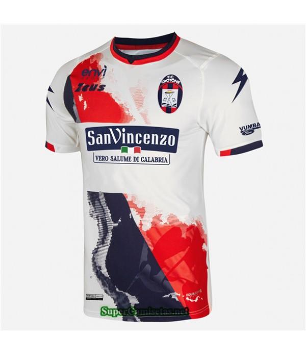 Tailandia Segunda Equipacion Camiseta Crotone 2020/21