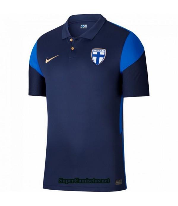 Tailandia Segunda Equipacion Camiseta Finlandia 2020/21