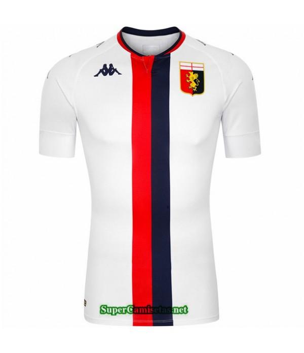 Tailandia Segunda Equipacion Camiseta Génova 2020/21